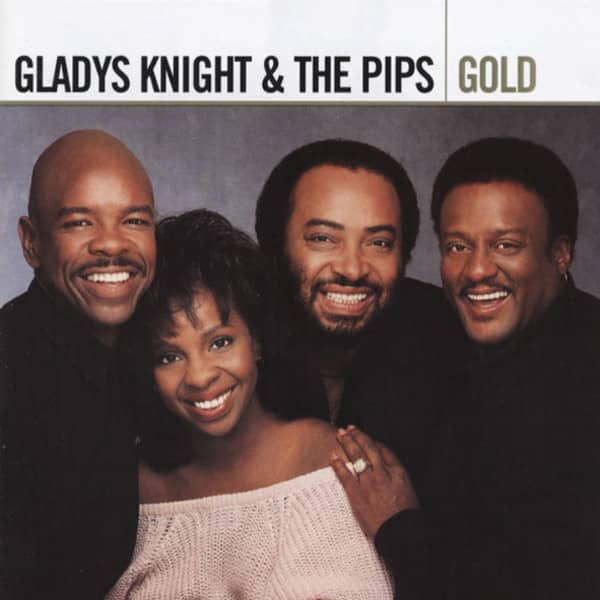Knight, Gladys & The Pips Gold (US Edition) (2-CD)