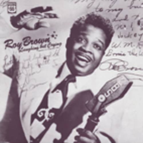 Brown, Roy Laughing But Crying (1947-59)
