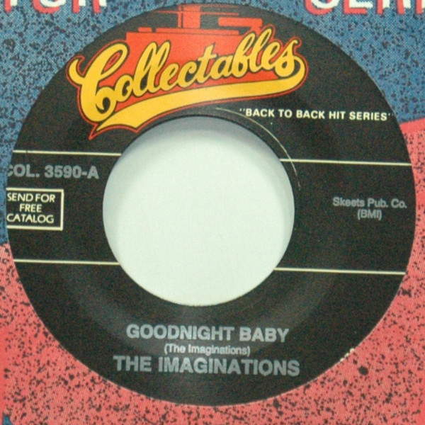 Goodnight Baby b-w The Search Is Over 7inch, 45rpm