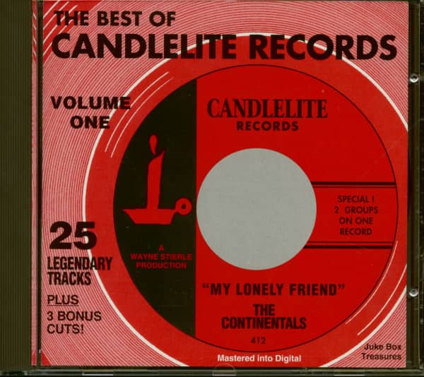 The Best Of Candlelite Records Vol.1 (CD)