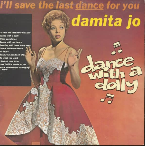 I'll Save The Last Dance For You (LP)