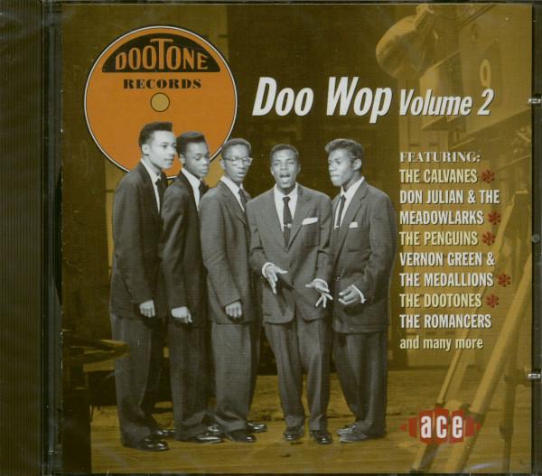 Dootone Doo Wop Vol.2 (CD)