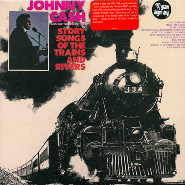 Story Songs Of The Trains And Rivers (LP Album, 180g Vinyl)