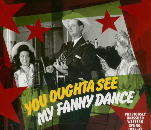 You Oughta See My Fanny Dance
