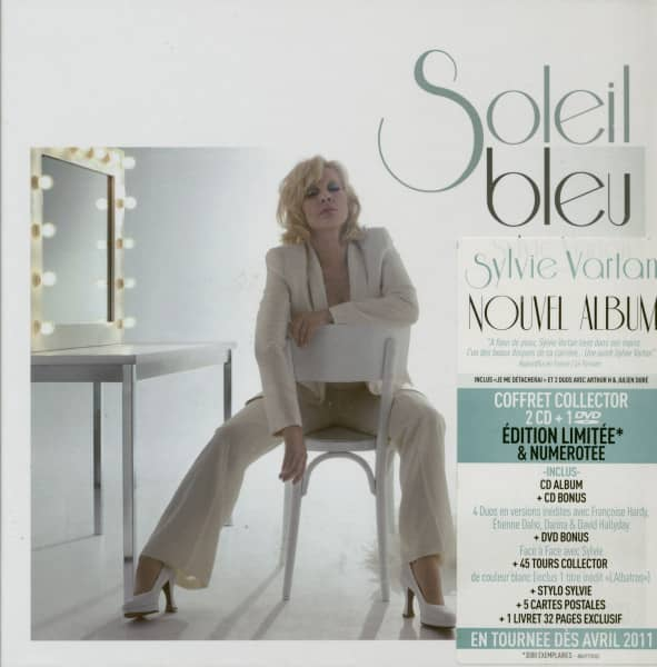 Soleil Bleu - Collectors Edition Boxset (2-CD plus DVD and 45rpm)