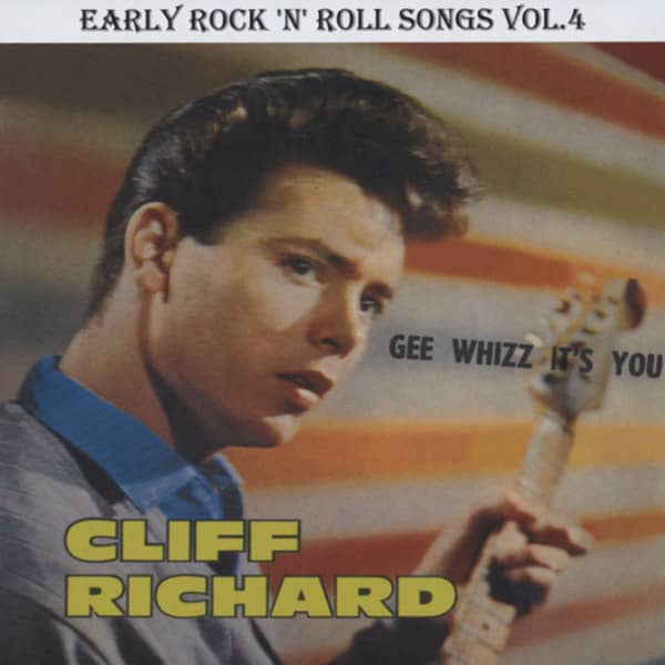 Richard, Cliff Vol.4, Early Rock'n'Roll Songs