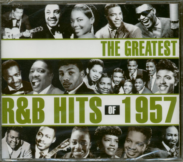 The Greatest R&B Hits Of 1957 (4-CD)