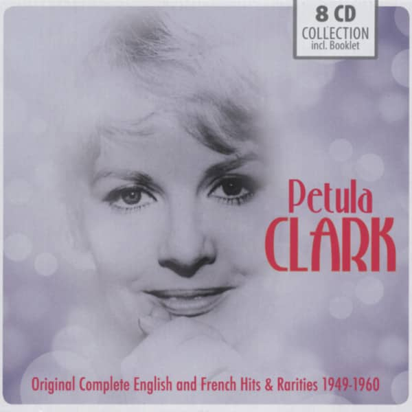Clark, Petula Complete English & French & Rarities (8-CD)