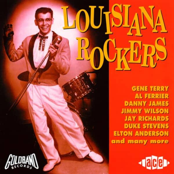 Va Louisiana Rockers (Goldband)