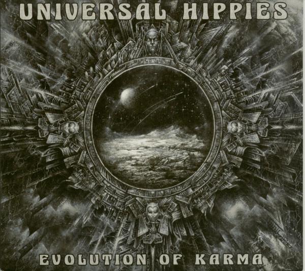 Evolution Of Karma (CD)