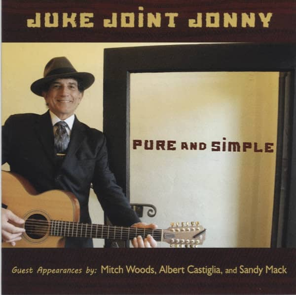 Juke Joint Jonny Pure And Simple