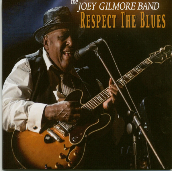 Respect The Blues (CD)