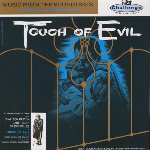 Touch Of Evil ... plus - Soundtrack (LP)