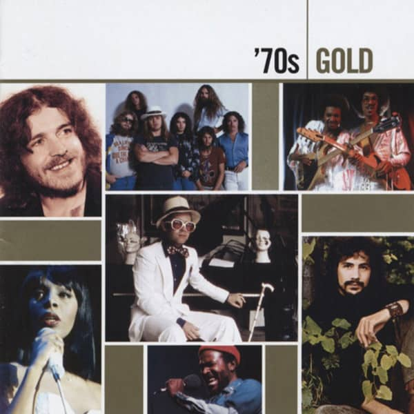 Va 70s Gold 2-CD