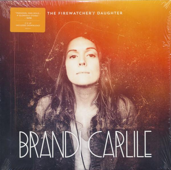 The Firewatcher's Daughter (2-LP)