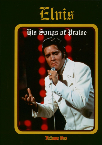 His Songs Of Praise Vol.1 (Book+CD)