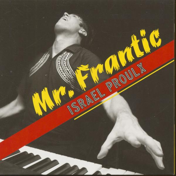 Mr. Frantic (CD)