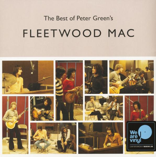 The Best Of Peter Green's Fleetwood Mac (2-LP & Download-Code)