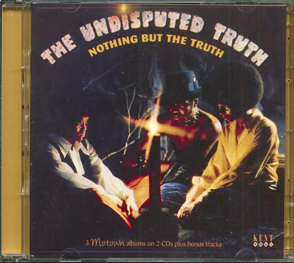 Nothing But The Truth - 3 Motown Albums Plus Bonus Tracks (2-CD)
