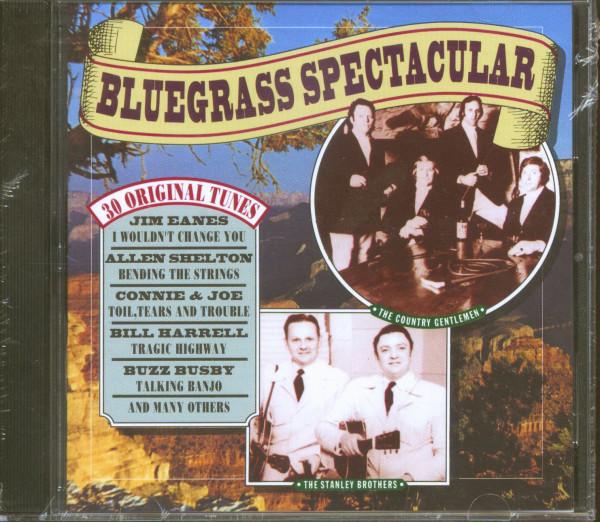 Bluegrass Spectacular (CD)