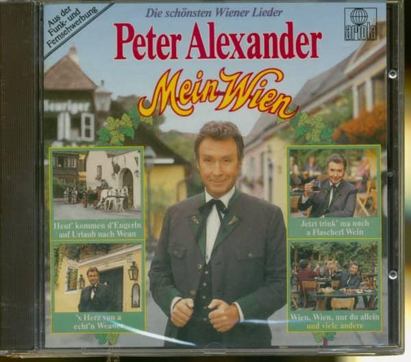 Alexander, Peter Mein Wien