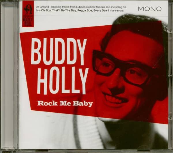Rock Me Baby (CD)