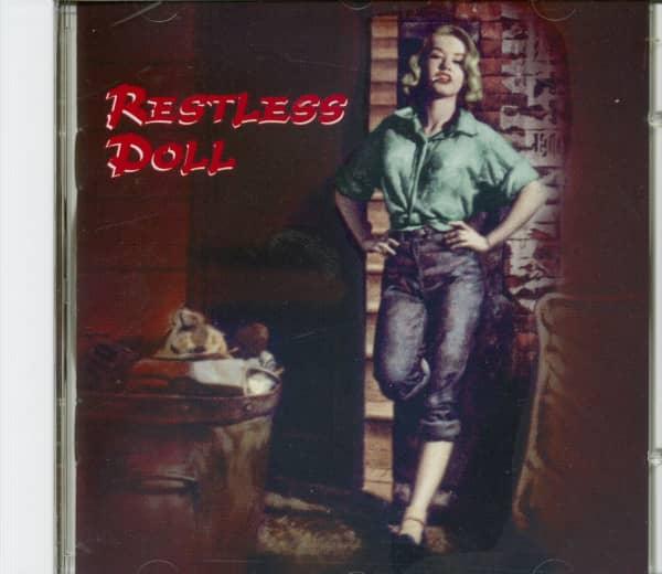 Va Restless Doll