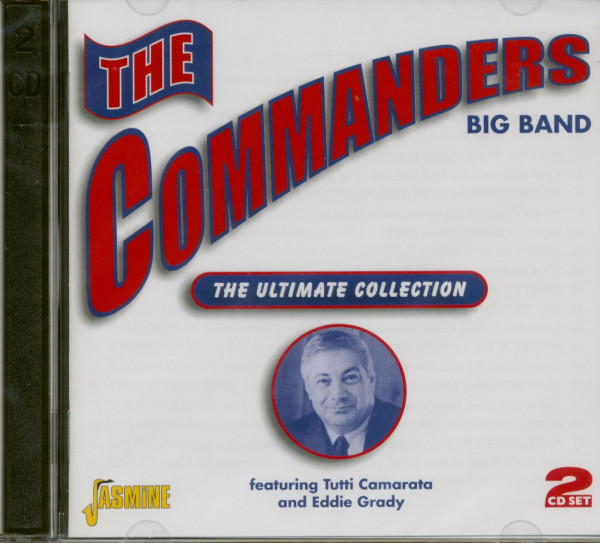 Commanders Big Band Ultimate Collection (2-CD)