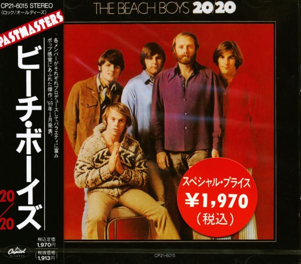 20 - 20 (CD Japan)