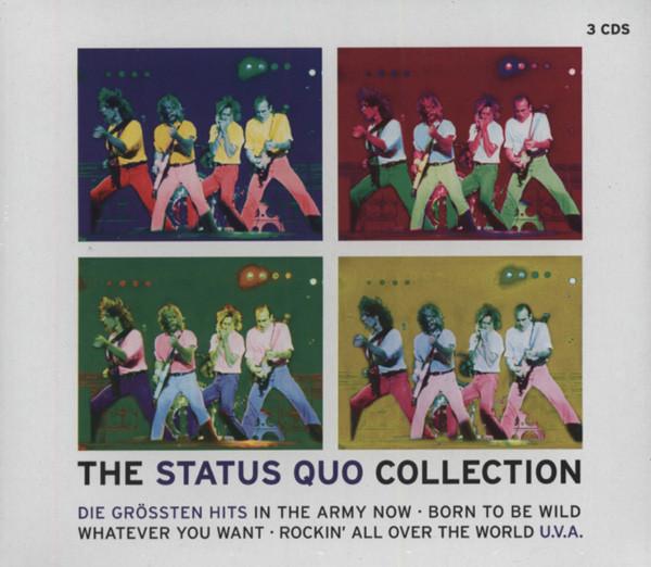 Status Quo The Status Quo Collection (3-CD)