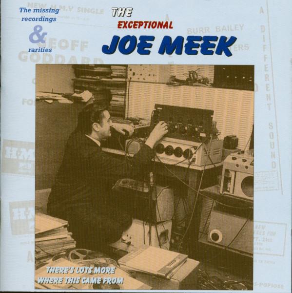 The Exceptional Joe Meek (CD)