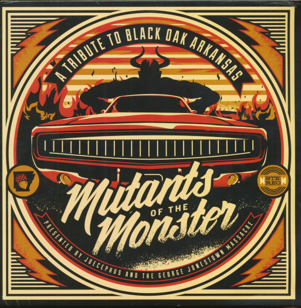 Mutants Of The Monster: A Tribute To Black Oak Ark (2-LP)