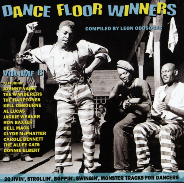 Various Dance Floor Winners Vol.8 (CD)