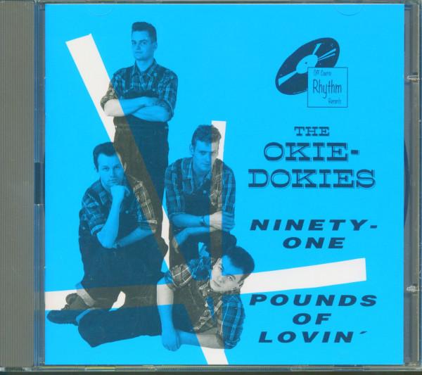 Ninety-One Pounds Of Lovin' (CD)