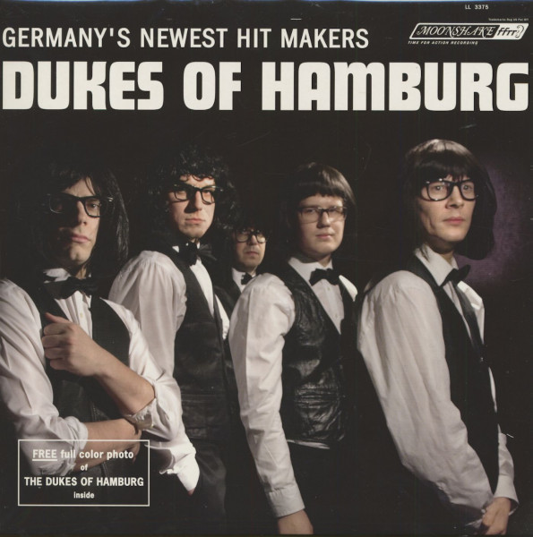Germany's Newest Hit Makers (LP)