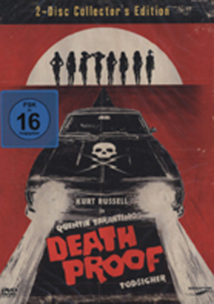 Death Proof - Todsicher 2-DVD Collector's Ed