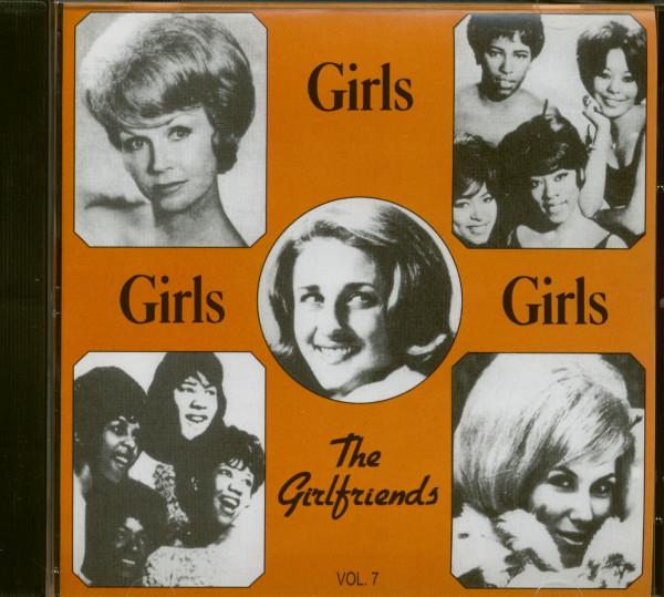 Girls, Girls, Girls Vol.7 (CD)