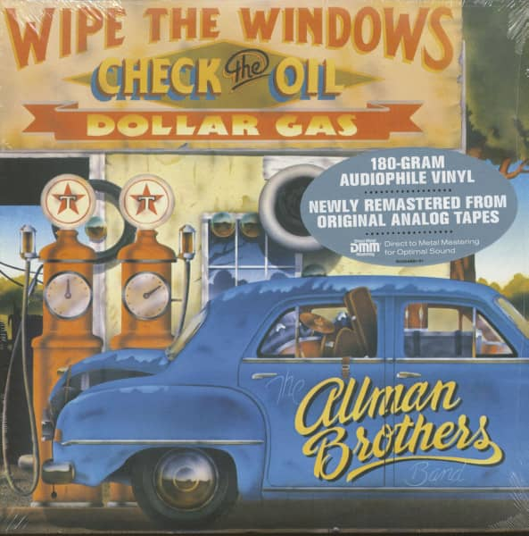 Wipe The Windows, Check The Oil, Dollar Gas (2-LP, 180g Vinyl)