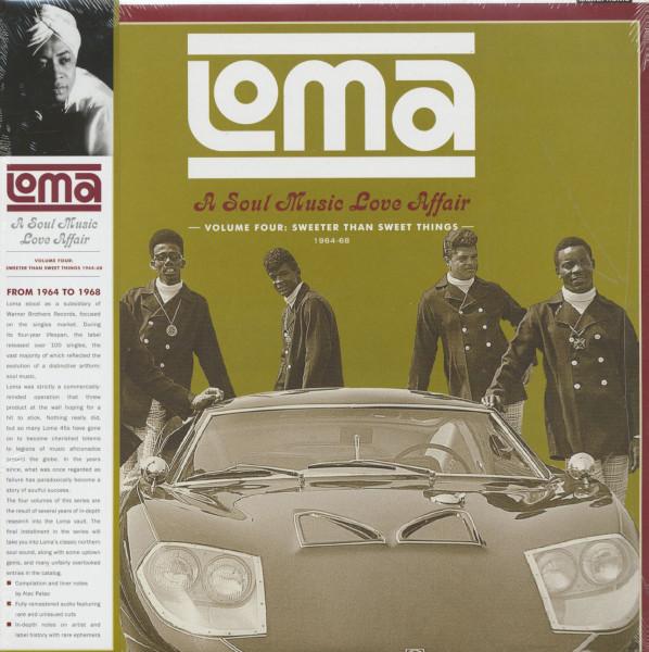 Loma - A Soul Music Love Affair, Vol.4 (LP, 180g Vinyl)