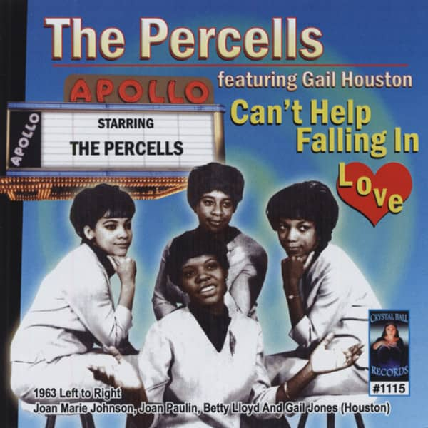 Percells (feat.gail Houston) Can't Help Falling In Love