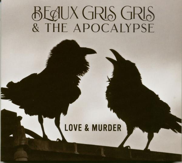 Love & Murder (CD)