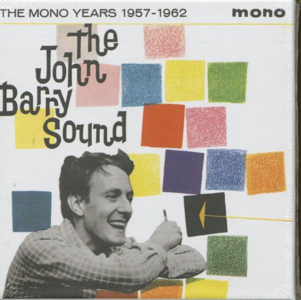 The Mono Years 1957-1962 (3-CD)
