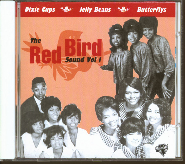 Red Bird Sound Vol.1 (CD)