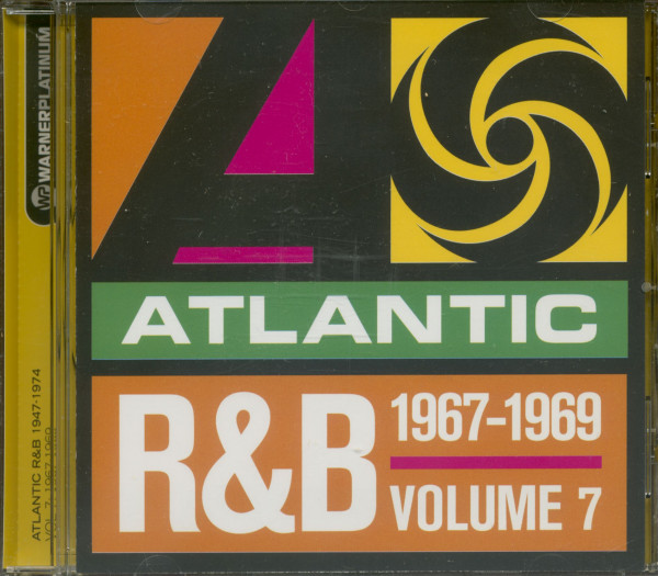 Va Vol.7, Atlantic R&B 1967-1969