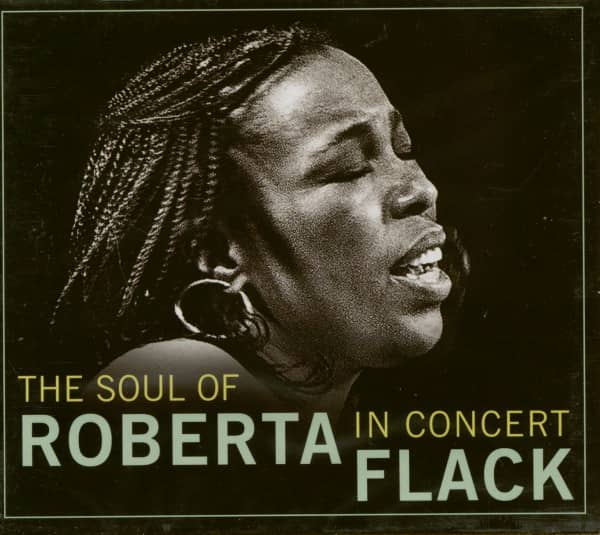 The Soul Of Roberta Flack - In Concert (CD)