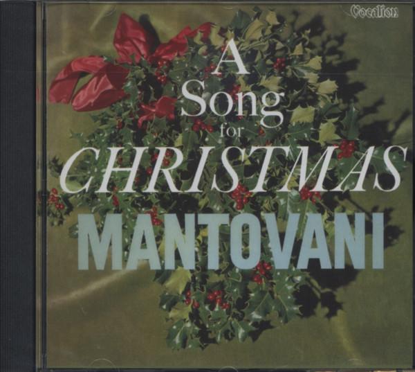 Mantovani A Song For Christmas (1964)