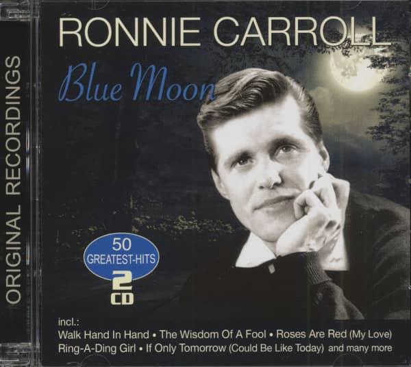 Blue Moon - 50 Greatest Hits (2-CD)