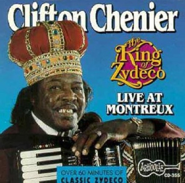 Chenier, Clifton Live - King Of Zydeco
