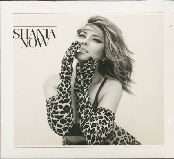 Shania Now (CD, Deluxe Edition)