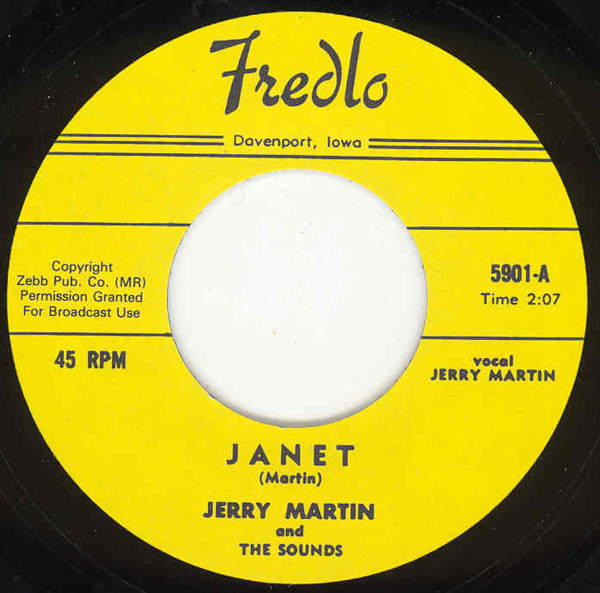 Janet - Lovely One